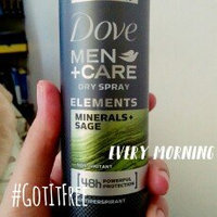 Dove Men+Care Elements Minerals and Sage Dry Spray uploaded by Mariangel C.