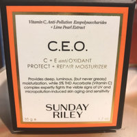 SUNDAY RILEY C.E.O. C + E antiOXIDANT Protect + Repair Moisturizer uploaded by Meredith G.
