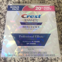 Crest 3D White Whitestrips Brilliance Professional Effects uploaded by Alexa L.