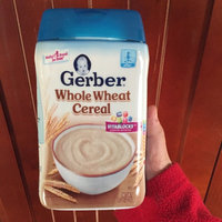 Gerber Whole Wheat Cereal uploaded by Nancy C.