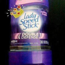 Photo of Lady Speed Stick Anti-Perspirant & Deodorant, Gel, Shower Fresh uploaded by Almendra C.