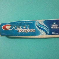 Crest Complete Multi Benefit Toothpaste uploaded by Maday R.