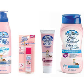 Photo of Coppertone Water Babies Water Babies Sunscreen Lotion uploaded by Judy E.