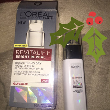 L'Oréal Paris Revitalift Bright Reveal SPF 30 Moisturizer uploaded by Nelly l.