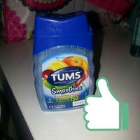 Tums® Smoothies™ Extra Strength 750 Assorted Fruit Antacid Tablets 12 ct Bottle uploaded by Suzzie S.