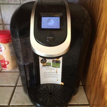 Photo of Keurig - 2.0 K350 4-cup Coffeemaker - Black uploaded by Jessica O.