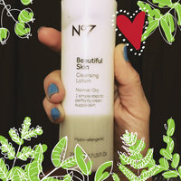 Boots No7  Beautiful Skin Cleansing Lotion Normal/Dry  uploaded by Natalie W.