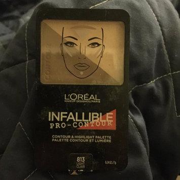 L'Oréal Paris Infallible Pro Contour Palette Light/Clair 0.24 oz. Compact uploaded by Larri J.