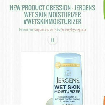 Photo of JERGENS® Wet Skin® Moisturizer with Nourishing Monoi Oil uploaded by Virginia G.