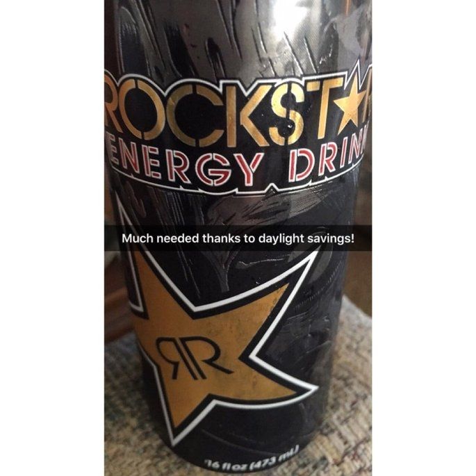 Rockstar Energy Drink uploaded by Wendy C.