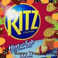 RITZ Plain Grain Crackers 13.6 oz uploaded by Lizbeth A.