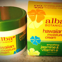 Alba Botanica Hawaiian Moisture Cream Smoothing Jasmine & Vitamin E uploaded by Danni T.