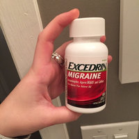 Excedrin Migraine Pain Reliever Caplets uploaded by Jillian K.