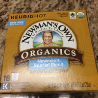 Keurig K-Cup 18-Pk. Newman's Own Extra Bold Coffee uploaded by Elsa M.