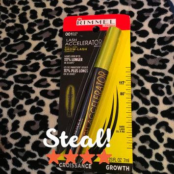 Rimmel Lash Accelerator Mascara uploaded by Sherry S.
