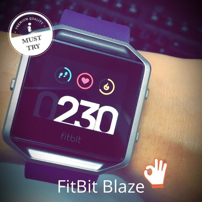 Fitbit uploaded by La Andre H.