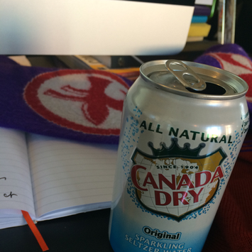 Photo of Canada Dry Original Sparkling Seltzer Water uploaded by Sisto A.