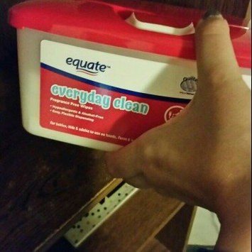 Photo of Huggies® Equate Everyday Clean Gentle Wipes Compare to Huggies Simply Clean Wipes uploaded by Brianna F.