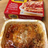 Udi's Food Udis Gluten Free Italian Sausage Lasagna 8 oz uploaded by Michelle R.