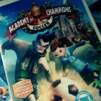 ACADEMY OF CHAMPIONS SOCCER for Nintendo Wii uploaded by Rosa C.