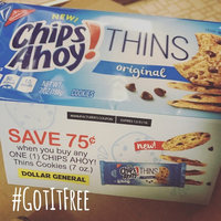 Nabisco Chips Ahoy! Thins Original Cookies 7 oz. Tray uploaded by Grace B.