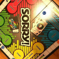 Hasbro Sorry uploaded by Su W.