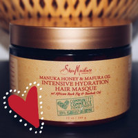 SheaMoisture Manuka Honey & Mafura Oil Intensive Hydration Hair Masque uploaded by Brandy C.