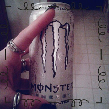 Monster Zero Ultra Energy Drink uploaded by Amanda W.