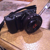 Sony a5100 Mirrorless Camera with 24.3 Megapixels and 16-50mm Lens Included uploaded by Lisa M.