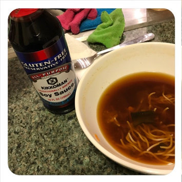 Photo of Kikkoman® Gluten-Free Soy Sauce 10 fl. oz. Bottle uploaded by Charlie S.