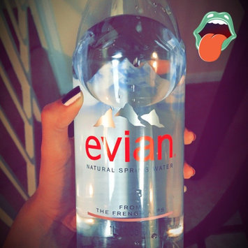 Evian® Natural Spring Water uploaded by Ashley S.