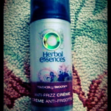 Herbal Essences Touchably Smooth Anti-Frizz Creme uploaded by Jada D.