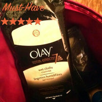 Olay Total Effects 7-In1 Wet Cloths Cleanser uploaded by Kayla W.