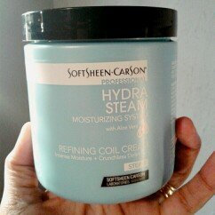 Photo of Soft Sheen-carson Hydra Steam Moisturizing System Refining Coil Cream uploaded by Chade' R.