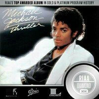 Michael Jackson ~ Thriller [25th Anniversary Edition] (new) uploaded by Elyse D.