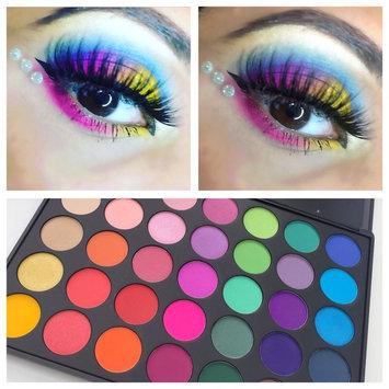 Morphe 35S - 35 Color Smokey Eye Eyeshadow Palette uploaded by Reem A.