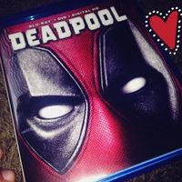 Deadpool (Blu-ray/DVD + Digital) uploaded by Patricia M.