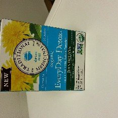Traditional Medicinals Organic Everyday Detox Dandelion Tea 16 Tea Bags uploaded by crystal c.