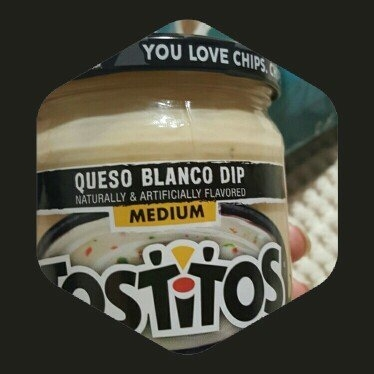 Tostitos Queso Blanco Dip Medium uploaded by Marie W.