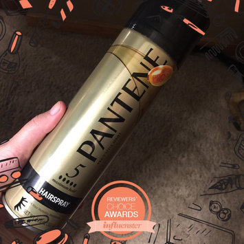 Photo of Pantene Pro-V Extra Strong Hold Hairspray uploaded by Cierra F.