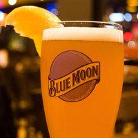 Blue Moon Belgian White Wheat Ale uploaded by Rachel B.