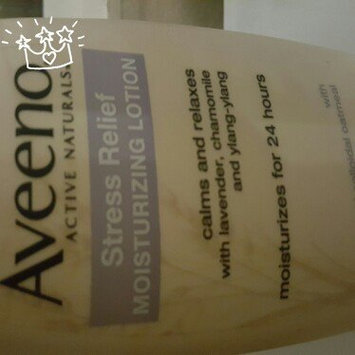 Photo of Aveeno Active Naturals Skin Relief with Soothing Oat Essence Moisturizing Lotion uploaded by Danae R.