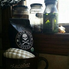 Photo of Death Wish Coffee 16 oz Bag - Ground uploaded by Brandee S.