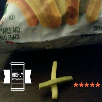 Photo of Sensible Portions Sea Salt Garden Veggie Straws Vegetable and Potato Snack, 16 oz uploaded by Jennifer A.