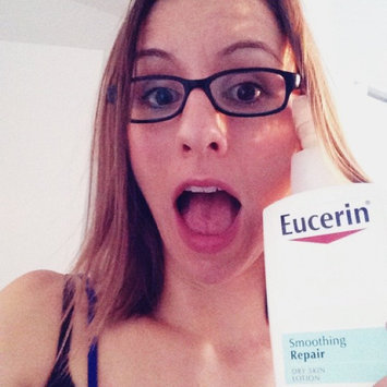 Photo of Eucerin Dry Skin Therapy SPF 15 Everyday Protection Body Lotion uploaded by Sara C.