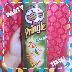 Photo of Pringles® Grab & Go Cheddar Cheese uploaded by luarexis g.