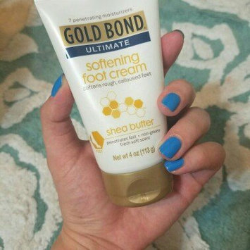 Photo of Gold Bond Ultimate Softening Foot Cream with Shea Butter uploaded by Cole M.
