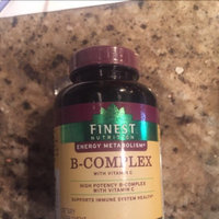 Finest Nutrition B-Complex Dietary Supplement Caplets uploaded by vanessa c.