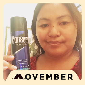 Photo of Consort For Men Unscented Extra Hold Hair Spray uploaded by Recyle Beth R.