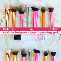 Real Techniques Gel Brush Cleanser uploaded by Ashley T.